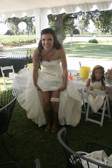 Posted 1 year ago by Mrmrslastrico in Wedding Dress 1 number of comments