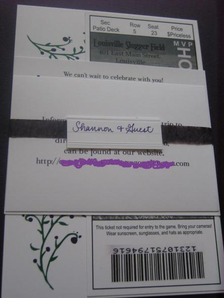 HWong14's DIY Invitation Suite -- as