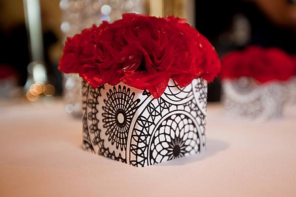 How to Make Paper Flowers from Cupcake Liners | Intimate Weddings