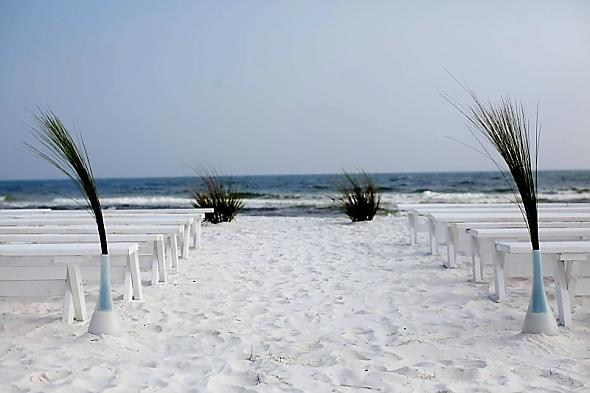 Beach wedding Posted 1 year ago by KateT in Ceremony Details