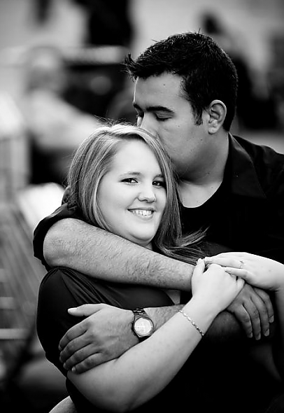 Katie and Chris Engagement Picture