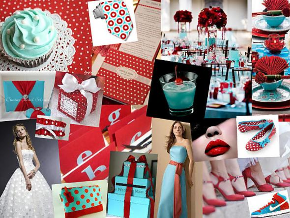 Teal and Red Posted 1 year ago by karmalkween in Inspiration Board