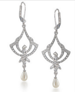 Mrs. Tiramisu's Carolee Earrings