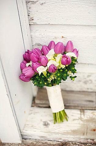 Calla+lilies+and+tulips+bouquet