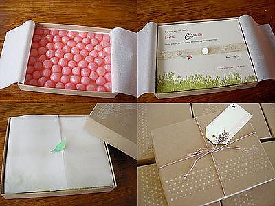 Mrs Gummi Bear 39s Boxed Wedding Invitations posted by gummibear 2 years ago