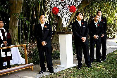Mrs. Lime's Groom and Groomsmen