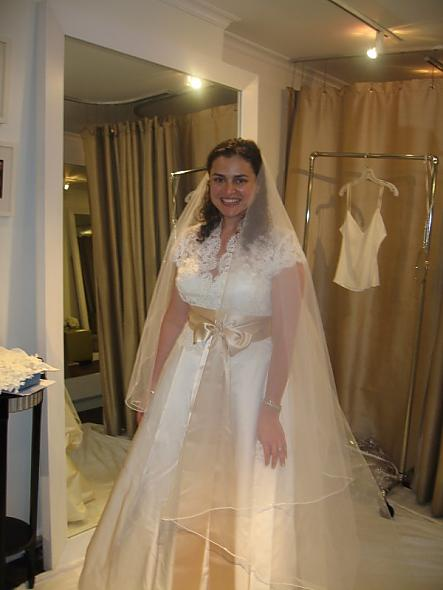 Mrs Firefly 39s Wedding Dress posted by firefly 2 years ago