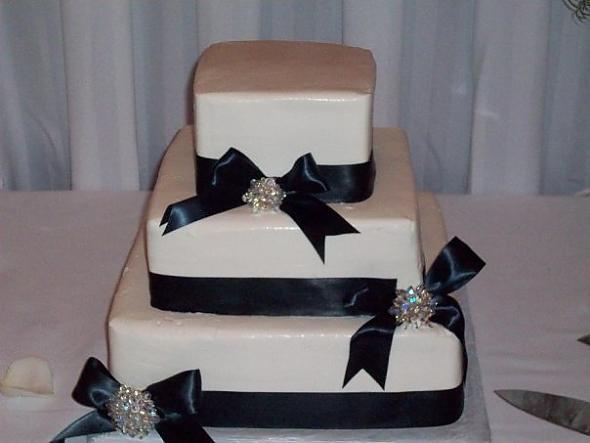 wedding cake 6/20/09
