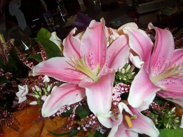 BM flowers/bouquets