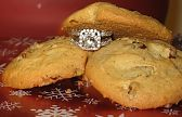i love my ring and pecan cookies.