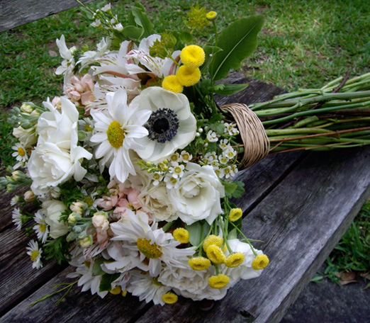 Wild Flower Wedding Bouquet: Weddingbee Photo Gallery