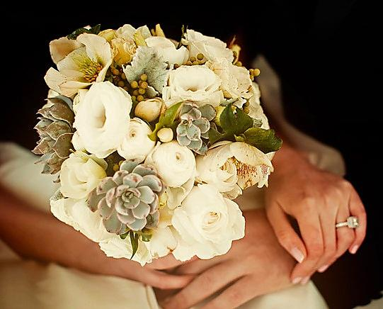 My Bouquet Chicks Hens Roses lithianthus Ranunculus and various other