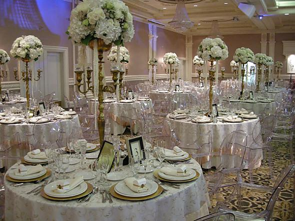 My Romantic Royal Decor « Weddingbee Gallery