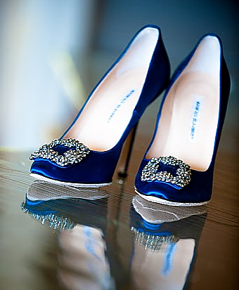 Something Blue-SATC style