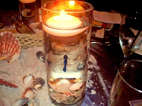 Dinnissa\'s blog: Centerpiece fish close up posted by AliLauren 1 ...