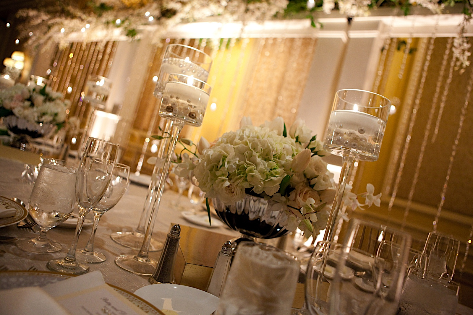 5/2/09 Head Table Decor | Weddingbee Photo Gallery